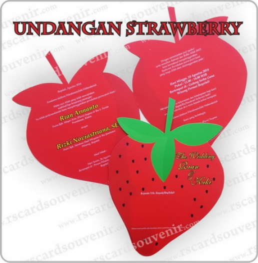 soft cover Strawberry